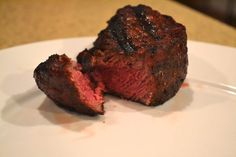 The Perfect Steak on the Big Green Egg - Reverse Sear Update | Weekend Food Project