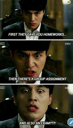 Hahaha! Blade Man :)