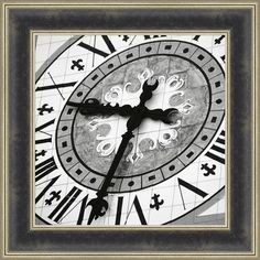 Tangletown Fine Art Pieces Of Time III by Tony Koukos Framed Photographic Print