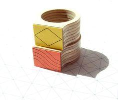 Beautiful rings by Bandada