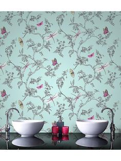 Superfresco Easy Nature Trail Kitchen and Bathroom Wallpaper | very.co.uk