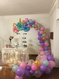 Aniversário unicórnio