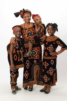 Traditional attire of cameroon atoghu attire african fashion african & african African Fashion Designers, African Dresses For Women, African Print Dresses, African Print Fashion, African Attire, African Wear, African Fashion Dresses, African Women, African Prints