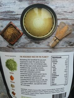 The Tea Compliment To Alpha Brain? Reviewing Whole Spice Matcha Chai Latte By Onnit