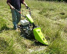 mini sickle bar push mower - Google Search