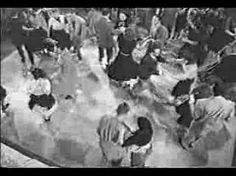 ▶ Swing Dancing to Bill Haley and the Comets (1956) - YouTube