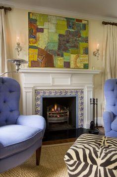 very nice -- love the fireplace