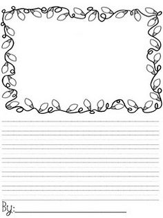 find this pin and more on teaching december christmas christmas writing paper - Christmas Writing Pages