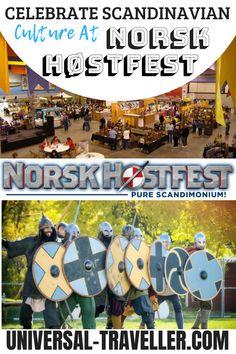 Celebrate Scandinavian Culture At Norsk Hostfest Luxusreisen Traumurlaub Schone Reiseziele