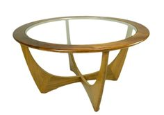 Mid Century Teak Coffee Table By G Plan