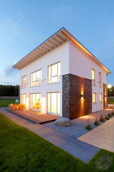 Hochwertig Modernes Einfamilienhaus Von Gussek Haus ➤ Erhalte Alle Infos Zum Haus Mit  Einem Klick Auf Das