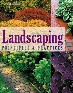 Landscaping Principles and Practices (text only) 7th (Seventh) edition by J. Ingels: J. Ingels: Amazon.com: Books