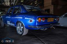 1970 Mazda Capella RX-2 Super Deluxe S122A