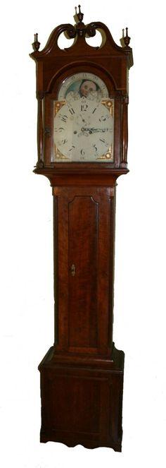Antique New Haven Clock Company Whitney Banjo Clock 1920s