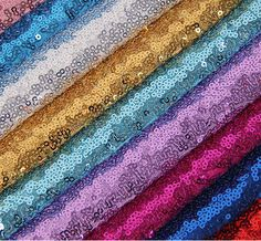 Black 20 Yards 5 Rows Crafts Sequin Flat Glitter Stretch Bling Paillettes Fabric Ribbon Metallic Applique Trim Lace for Dress Embellish Headband Dancing Costume Stage Garments Decoration