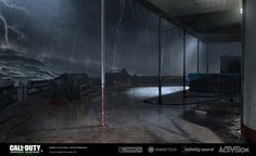 ArtStation - Call of Duty, Modern Warfare Remastered, Concept Art, Jean-Pierre Lapointe