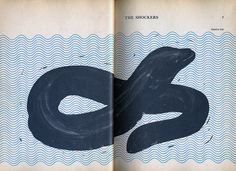 I like eels. I read a book about them last year, http://www.amazon.com/Eels-Exploration-Zealand-Sargasso-Mysterious/dp/0060566124/ref=sr_1_1?s=books&ie=UTF8&qid=1327305052&sr=1-1