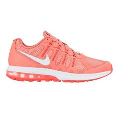 Nike Air Max Dynasty Ladies Running Shoes - Atomic Pink/White Size - 4