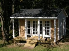 potting shed - traditional - garage and shed - boston - Gardens of Delight
