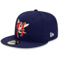 Harrisburg Senators Authentic Collection On-Field 59FIFTY Alternate 1 Cap - MLB.com Shop