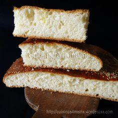 J'avais découvert ce pain sur un groupe Facebook (ici) et bien qu'étant très satisfaite de ma recette de khobz addar, je l'ai testé parcuriosité etpour le plaisir de la…