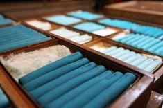 Roche Handmade Pastels: Bluette. » Les pastels d'Isabelle Roché, la Maison du Pastel © 2013 Bluette.fr