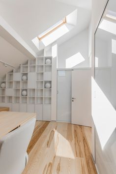 A Kid-Friendly Apartment Renovation by Ruetemple Architects