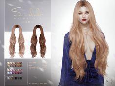 Sims 4 Mm Cc, Sims Four, Sims 4 Mods Clothes, Sims 4 Clothing, Sims 4 Body Mods, Mod Hair, Sims 4 Black Hair, Pelo Sims, All Hairstyles