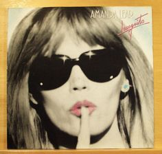 AMANDA LEAR - Incognito - Vinyl LP - Top RARE Disco Pop