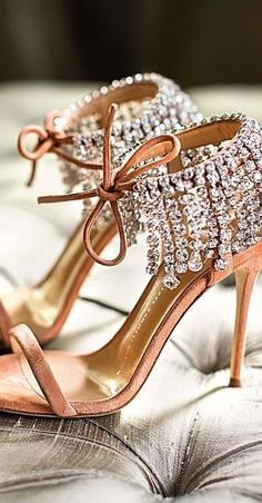Lets talk about these wedding shoes!