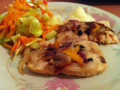 basa - baked with lemon and onions Healthy Recipes For Weight Loss, Healthy Foods To Eat, I Foods, Healthy Eating, Fish Recipes, Meat Recipes, Seafood Recipes, Baking Recipes, Basa Fish Fillets