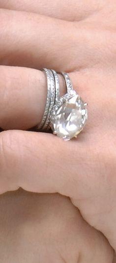 one of my favorites...Catherine Zeta Jones pretty ring