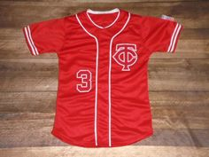 TC Baseball designed this custom jersey and Universal Athletic in Salt Lake City, UT created it for the team! http://www.garbathletics.com/blog/tc-baseball-custom-jersey/ Create your own custom uniforms at www.garbathletics.com!