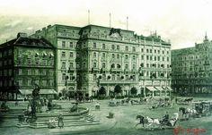 Hotel Munsch 1897 - Hotel Ambassador, Vienna, Austria | by Hotel Ambassador in Wien, Austria