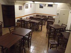 "Sedie e tavoli Pub Ristoranti Pizzerie MAIERON SNC www.mobilificiomaieron.it  - https://www.facebook.com/pages/Arredamenti-Pub-Pizzerie-Ristoranti-Maieron/263620513820232 - 0433775330.  Sedie e tavoli ristorante. Arredo ""Trattoria Zonzi "". Tavoli e sedie venezia cod 3011 in color noce .Produzione Mobilificio maieron arredi pub, arredi bar, arredi ristoranti e arredi pizzerie. #arredoRistorantemaieron #arredoristorante #tavoliesedie  #arredoristorante, #arredopub #sedievenezia"