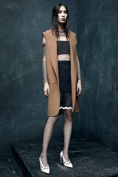 Alexander Wang Pre-Fall 2015 Collection Photos - Vogue