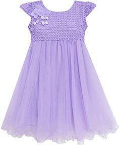 FS81 Sunny Fashion Girls Dress Bridesmaid Wedding Lace With Beading Purple Size 4-5 Sunny Fashion http://www.amazon.com/dp/B00YHT7VUC/ref=cm_sw_r_pi_dp_r9yUvb0MM61RJ