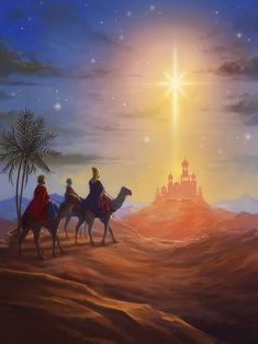 Christmas Nativity Scene, Christmas Art, Christmas Jesus, Jesus Pictures, Cool Pictures, Kings Day, True Meaning Of Christmas, Happy Birthday Jesus, Star Of Bethlehem