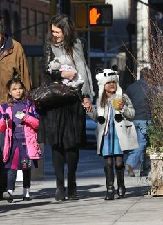 """Suri's Burn Book. Do it.   """"My body double showed up for work with white socks and black shoes, a coat that has Velcro, and a low-denomination bill. So I just decided to say screw it and wear a novelty hat. It couldn't get worse at that point."""""""
