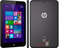 HP Stream 8 Tablet - Black, 32 GB, Wi-Fi, 3G