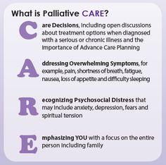 palliative care vs hospice care pdf