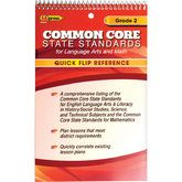 Quick Flip Reference For Common Core State Standards - Grade 2
