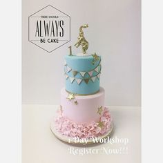 Circus Theme Cakes, Carnival Cakes, Kids Carnival, Carnival Birthday Parties, Circus Birthday, Circus Party, Themed Cakes, Birthday Party Themes, Baby Birthday