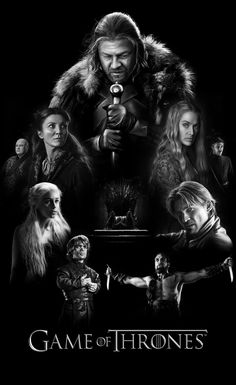 """A fan poster created for the first season of the HBO series """"Game of Thrones"""". This collection will include one poster for each season. Game Of Thrones Wallpaper, Game Of Thrones Artwork, Game Of Thrones Tattoo, Game Of Thrones Gifts, Game Of Thrones Costumes, Game Of Thrones Party, Got Game Of Thrones, Game Of Thrones Quotes, Game Of Thrones Funny"""