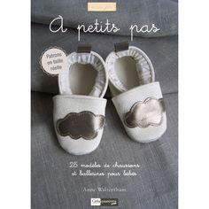 a4f92a660df84 Couture Pour Bébé, Couture Enfant, Bébé Couture, Chausson Cuir, Travail Du  Cuir
