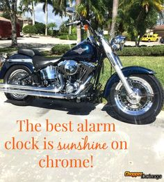 Happy Sunday! Hope you can get out and ride on this beautiful day. #chopperexchange #ridetolive #rideon #bikerlife #chrome
