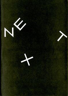 Paul Rand + Steve Jobs - Next branding book. Genius.