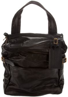 Jas MB Leather Strap Detail Bag - Lyst