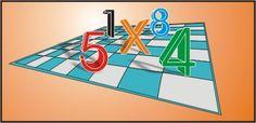 Diversos jogos matemáticos envolvendo diversos conceitos matemáticos.