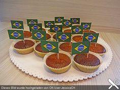 Brasilianische Sünde oder Muffins aus Brasilien, ein sehr leckeres Rezept aus der Kategorie Kuchen. Bewertungen: 5. Durchschnitt: Ø 3,9.